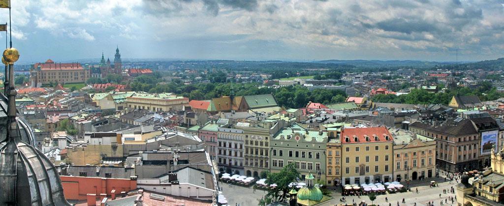 Cracovia -JMJ2016