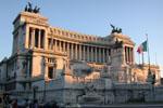 Altar de la Patria en Roma