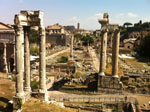Ciudad antigua roma