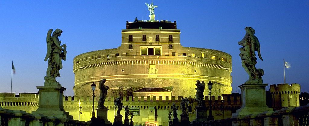 Roma castillo sant angelo