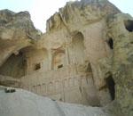 Iglesias rupestres en Capadocia