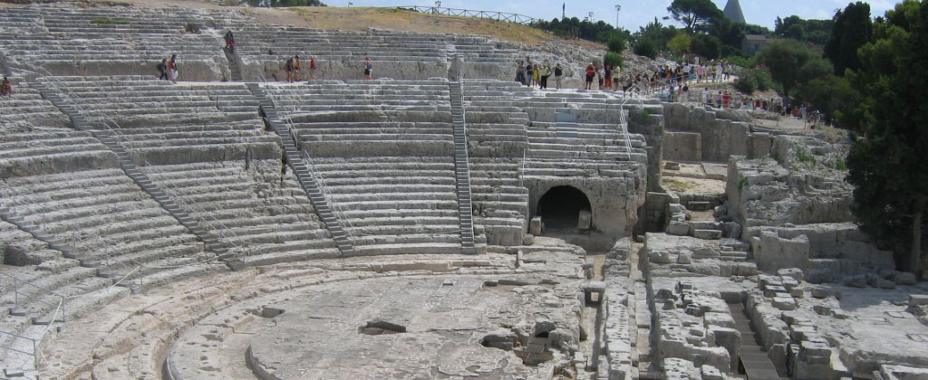 siracusa teatro