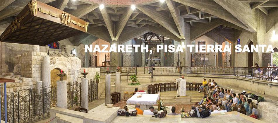 Nazareth Tierra Santa