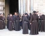 Franciscanos en Tierra Santa