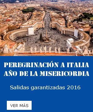 Peregrinos Viajeros te lleva de peregrinación a Italia durante el año de la Misericordia