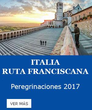 Conoce la Ruta Franciscana por Italia con Peregrinos Viajeros