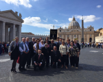 Jubileo de los Santuarios marianos en Roma 2016