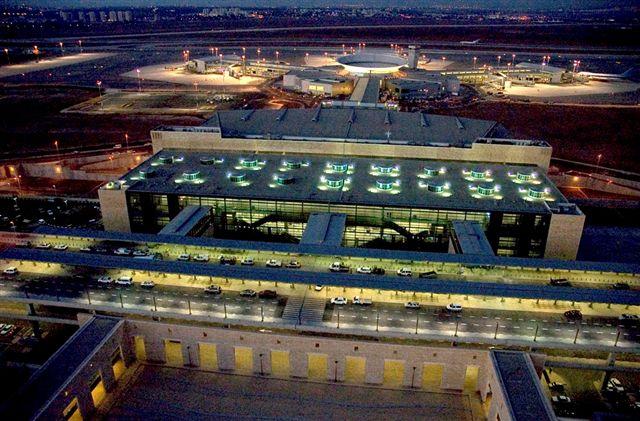 Aeropuerto de Ben Gurión